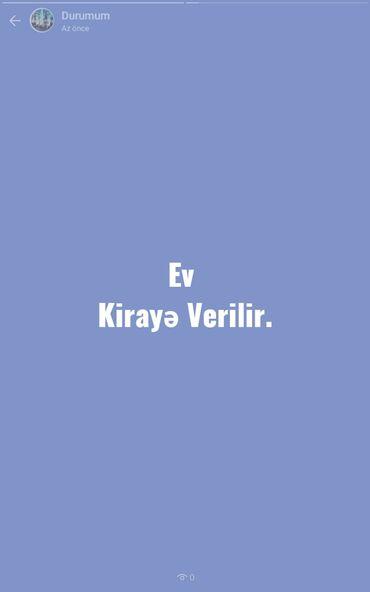 2 х спальную кровать в Азербайджан: İçəri şəhər,Axundov bağının yanında 2 otaqlı ev kirayə verilir. Hər