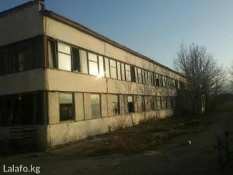 Продается или сдается 2-этажное здание, красная книга есть. место угод в Бишкек - фото 5