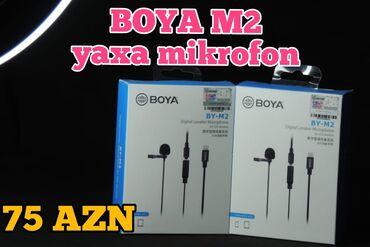 Sony m2 - Azərbaycan: Yaxa mikrofon M2