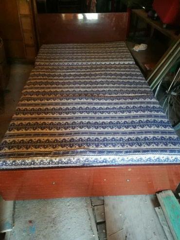 Двух спальный кровать в Бишкек