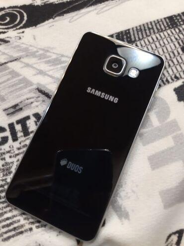 Samsung - Novxanı: İşlənmiş Samsung A300 16 GB qara