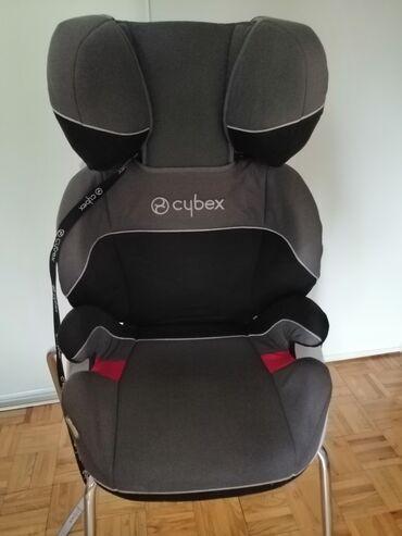 Cybex auto sedište u perfektnom stanju. za uzras od 3 do 12