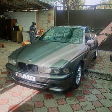 BMW - Лебединовка: BMW 5 series 3 л. 2003   200000 км