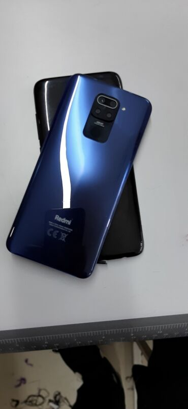 Б/у Xiaomi Redmi Note 9 64 ГБ Синий
