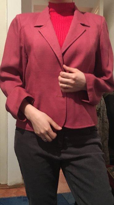 Женский красивый пиджак 46-48 в Бишкек
