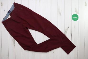Чоловічі джинси Fair compromise бренду Win Win, р. S   Колір вишневий