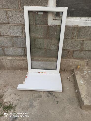 Продаю пластиковое окно,подойдет для баниДлина окна 110смШирина 60см