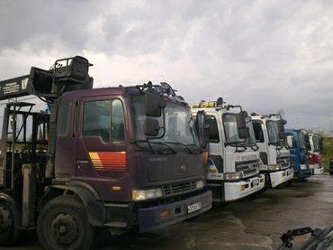 Аренда спецтехники:краны, манипуляторы,автовышки. в Бишкек