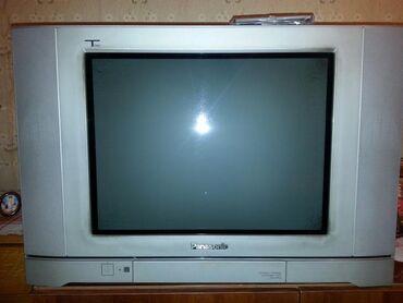 golder телевизор пульт в Кыргызстан: Телевизор Panasonic TX 21PS70!В хорошем состоянии. все работает!