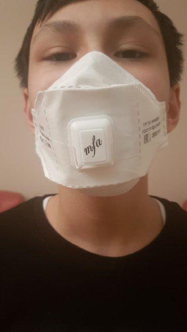 Маска фильтрующая для защиты органов дыхания. Защитное свойство издели
