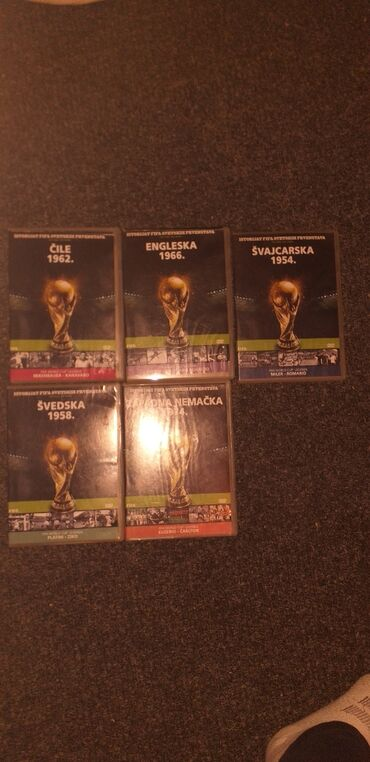 Istorija fifa svetskog prvenstva
