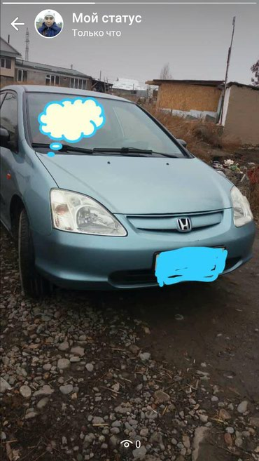 Honda Civic 2001 в Бишкек