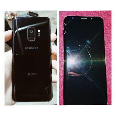 s9 samsung - Azərbaycan: İşlənmiş Samsung Galaxy S9 64 GB qara