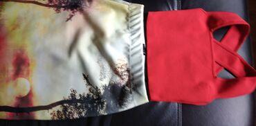Bershka bluza - Srbija: Bluza HM velicina XS tegljiva i uska suknja Bershka S velicKupljeno