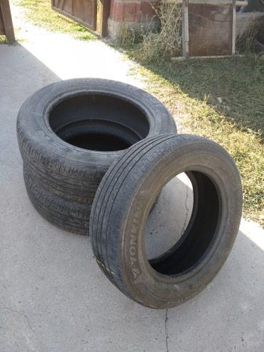 Продаю шины бу 215-60-16 1шт 215-70-16 1шт 235-60-18 в Кок-Ой