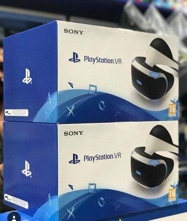 Bakı şəhərində Playstation vr