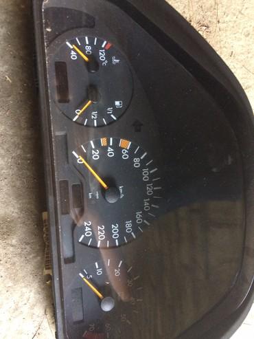 Mercedes-Benz w210 spidometr, pribor satıram. Sınığı cızığı heç bir