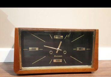 Часы Янтарь раритет