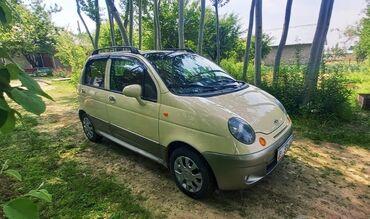 Daewoo Matiz 0.8 л. 2004 | 205000 км
