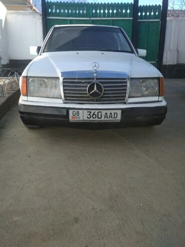 Mercedes-Benz W124 3 л. 1985