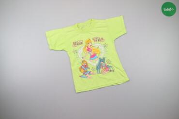 Топы и рубашки - Новый - Киев: Дитячий топ з принтом     Довжина: 44 см Ширина плечей: 28 см Напівобх