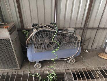 акустические системы top trends со светомузыкой в Кыргызстан: Продаю воздушный компрессор, трёхфазный, 90 литров, подача 600 л/мин