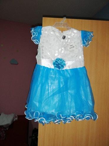 Nova haljinica za godinu dana - Leskovac