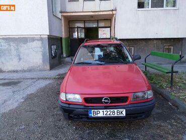 Opel Astra 1.7 l. 1996 | 151707 km