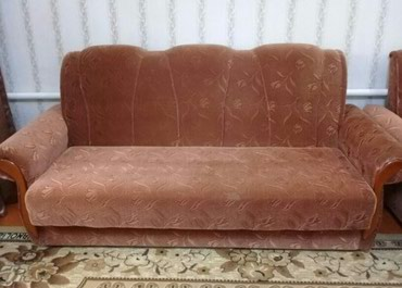 Срочно продаю диван тройку за 7000! в Бишкек