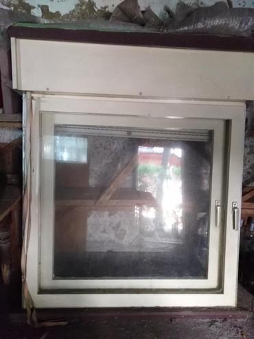 Ostalo za kuću | Nova Pazova: Prozor sa slike, ustakljen sa roletnom, duplo okno, dimenzije 145 cm