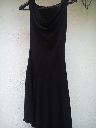 Haljine | Kursumlija: Crna haljina vel. S (8)kupljena u Australiji. Kvalitetan materijal