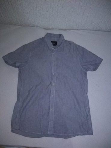 Muška odeća | Futog: Muška košulja Veličina M Jednom nošena Takko