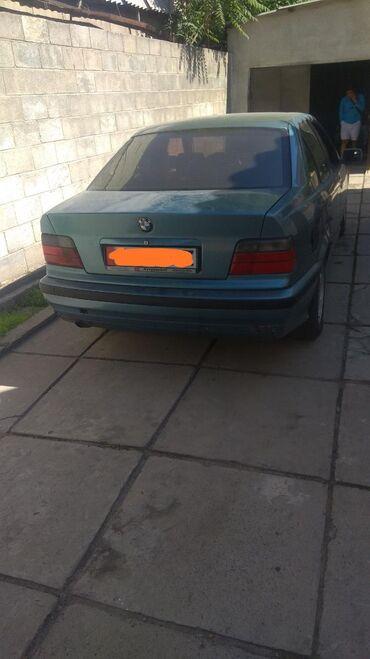 BMW - Бишкек: BMW 318 1.8 л. 1992 | 45280 км