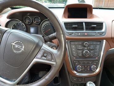 Opel Mokka 1.8 l. 2015   40000 km