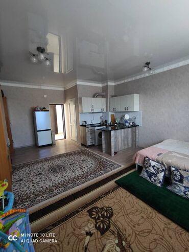 обмен квартиры на квартиру in Кыргызстан | ПРОДАЖА КВАРТИР: Индивидуалка, 1 комната, 33 кв. м С мебелью, Кондиционер, Парковка
