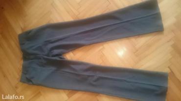 Sive-farmerke-broj - Srbija: Nove sive pantalone, broj 40