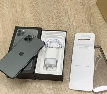 редми нот 11 про цена в бишкеке в Кыргызстан: IPhone 11 Pro | 64 ГБ | Зеленый Новый | Беспроводная зарядка, Face ID, С документами