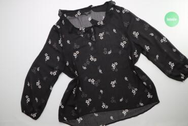 Личные вещи - Киев: Жіноча блуза з ромашками New Look, p. 4XL    Довжина: 75 см Ширина пле