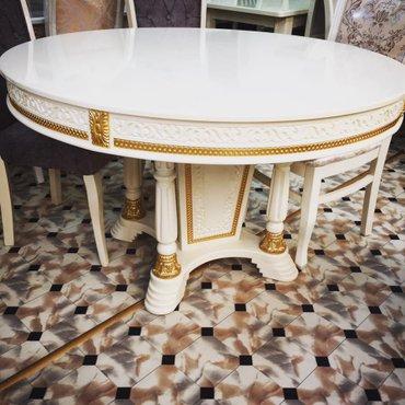 Bakı şəhərində masa yeni..yenidir hazirlari var ..her nov stol ve stullarin sifarisi