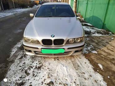 bmw x4 xdrive20d steptronic в Кыргызстан: BMW 525 2.5 л. 2002