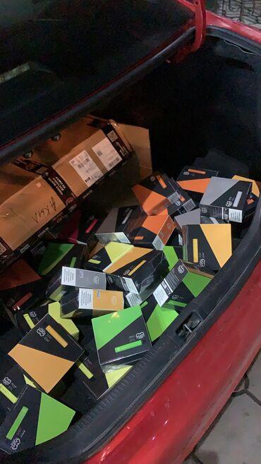 биндеры 800 листов механические в Кыргызстан: Срочно продаю puff plus по очень дешевой цене оптом!!! Цена за
