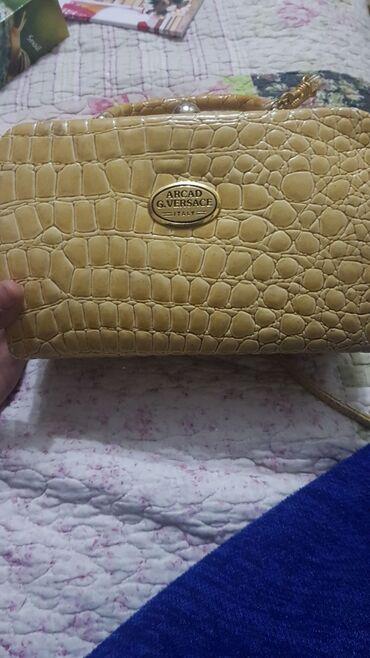 сумочку burberry в Кыргызстан: Продаю шикарную сумочку от versace