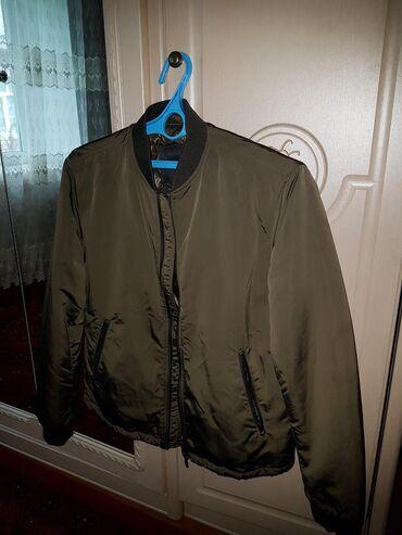 платье бохо батальных размеров в Кыргызстан: Новая куртка ZARA мужское LБомбер Оригинал Zara!!!Куплен в Москве