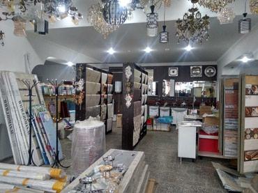 Продается действующий магазин в городе Кара Балта по улице 8 марта