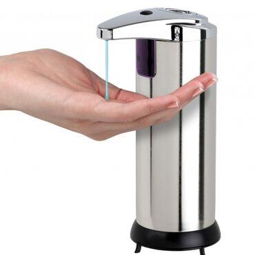 диспенсер для мыла медицинский в Кыргызстан: Автоматический Сенсорный Диспенсер для Жидкого мылаАвтоматический