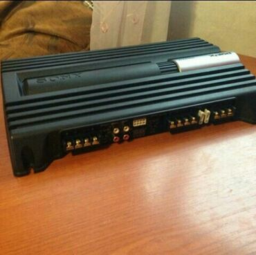 Электроника в Гусар: Sony xplod 350wideal veziyetdedir hecbir problemi yoxdur real