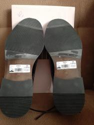 Qadın ayaqqabıları Lökbatanda: Oksfordlar 39