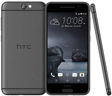 HTC Azərbaycanda: HTC ONE A9 (2GB,16GB,Carbon Grey)Kredit kart sahibləri 18 aya qədər
