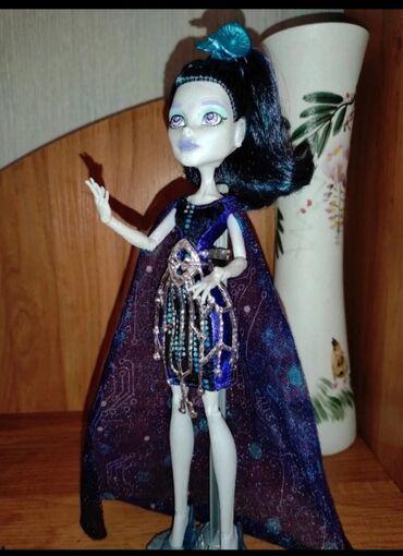 """посольство сша в бишкеке в Кыргызстан: Кукла монстер хай monster high Элль Иди""""Бу-Йорк"""",стендовая,из США"""