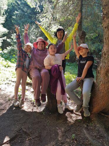 Отдых на Иссык-Куле - Кемин: Вас приглашают на отдых и лечение комплесный лагерь для взрослых и